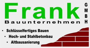 Bauunternehmen Frank GmbH